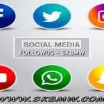 صفحات التواصل الأجتماعي لمركز الشيخ