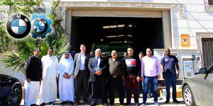 مركز الشيخ لصيانة BMW